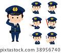 경찰, 경찰관, 경관 38956740