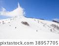 스키장, 설산, 겔렌데 38957705