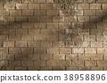 隧道墙壁与光 shadow of sunshine on tunnel wall トンネルの壁と光 38958896