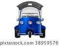 Tuk Tuk, Thai traditional taxi 38959576