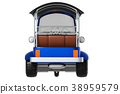 Tuk Tuk, Thai traditional taxi 38959579