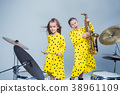 instrument, musician, girl 38961109