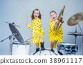 instrument, musician, girl 38961117