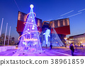 Osaka, Kaiyukan, Illuminations 38961859