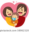 Happy Love Family 38962320