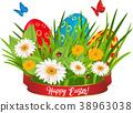easter, egg, design 38963038