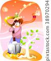 植樹節圖像,例證 38970294
