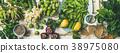 Spring healthy vegan food cooking ingredients, top 38975080