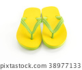 Rubber slippers 38977133
