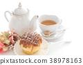 몽블랑 빵과 홍차 38978163