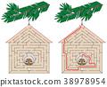 Easy bird house maze 38978954
