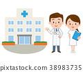 医院和医生 38983735