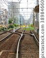 鐵路 踪跡 足跡 38984660