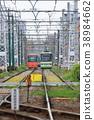 都市電氣化鐵路 有軌電車 電車軌道 38984662