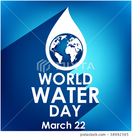 Creative World Water Day 22 March 38992565