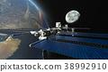 人造卫星 38992910