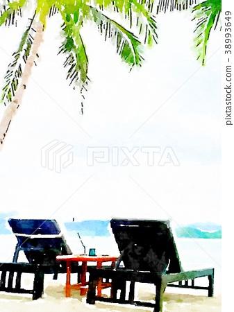 海島度假 38993649