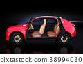 金屬SUV電動SUV的內部圖像 38994030