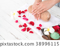female Beautiful hands Hand Spa 38996115