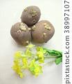 spring, potatoes, potato 38997107