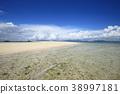 ท้องฟ้าเป็นสีฟ้า,เมฆ,มหาสมุทร 38997181