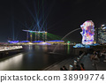 iLight Marina Bay and Light show, Marina Bay Sand 38999774