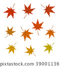 red leafe, autumn leaves, autumnal tints 39001136