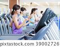 피트니스 체육관 여성 운동 피트니스 클럽 39002726