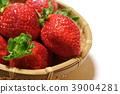 草莓 水果 大滴 39004281