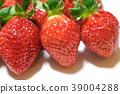 草莓 水果 大滴 39004288