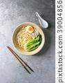 Asian udon noodles 39004856