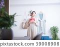 여성, 휴식, 인물 39008908
