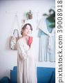여성, 휴식, 자택 39008918