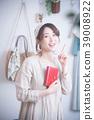 여성, 휴식, 주부 39008922