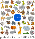 wild animal characters big set 39012326
