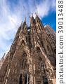 sagrada familia, spain, spanish 39013488