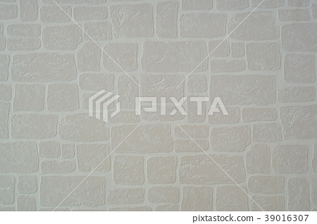 The pattern of the surface of the white wall 39016307