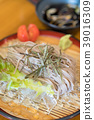 Soba noodles japanese food 39016309