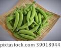 스냅완두콩, 콩, 완두콩 39018944