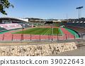 고베 종합 운동 공원, 유니버시아드 기념 경기장 풍경. 39022643