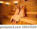 sauna, female, lady 39024500