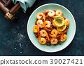 prawn, shrimp, prawns 39027421