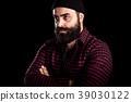 鬍鬚 男性 男人 39030122