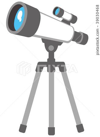 望远镜 瞄准 天文望远镜 39030468