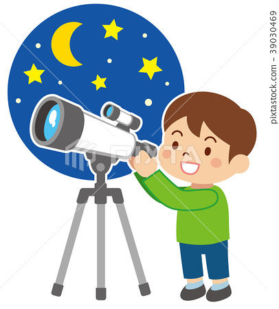望远镜 瞄准 天文观测 39030469