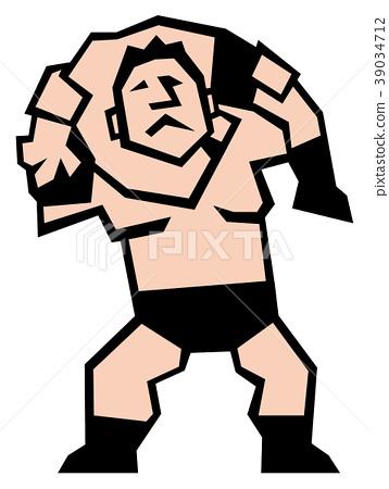 professional wrestling, wrestler, gents 39034712