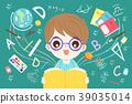boy education knowledge 39035014
