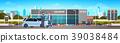 Purchase Sale Or Rental Center Seller Man Giving 39038484