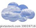 ท้องฟ้า,ไอคอน,เมฆ 39039716
