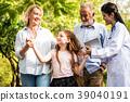 Healthcare concept 39040191